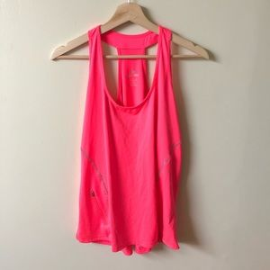 90 degree by reflex XL athletic coral tank top